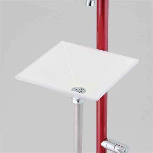 オンリーワン ジラーレ用手洗器セット プレーンパン カレ TK3-E-WF 『水栓柱・立水栓 オプション』