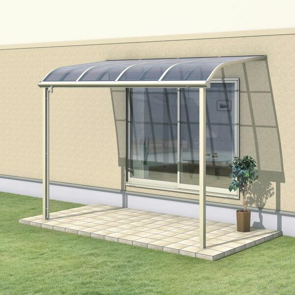 三協アルミ レボリューZ 2.5間×4尺 1500タイプ/関東間/1階用R型/標準収まり/2連結  『テラス屋根』 ポリカーボネート
