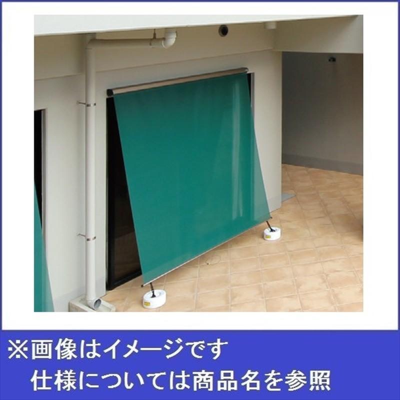 BXテンパル まどかぜ・シェイド 間口規格 W1500×H2500mm BNメッシュキャンバス
