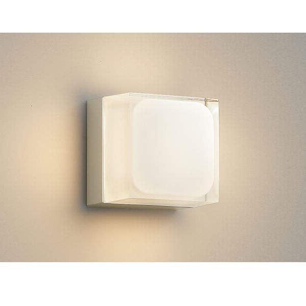 コイズミ ポーチ灯 コイズミ ポーチ灯 コイズミ ポーチ灯 AU45872L 『ブラケットライト エクステリア照明 ライト』 ウォームシルバー c49