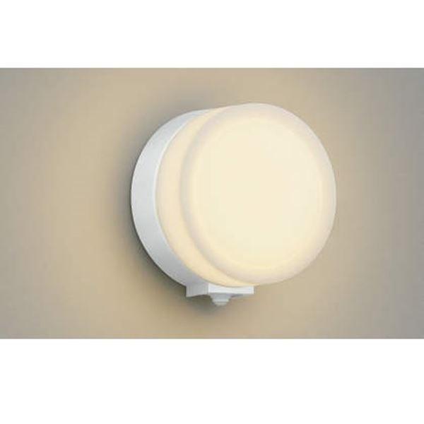 コイズミ ポーチ灯 マルチタイプ AU38131L 人感センサ付 『ブラケットライト エクステリア照明 ライト』 白色