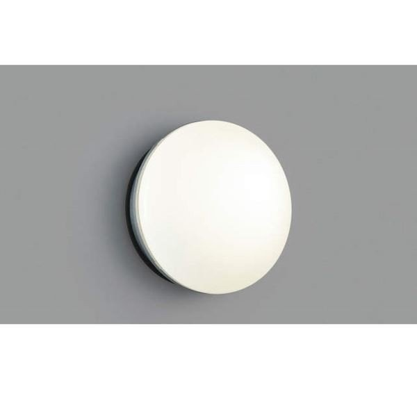 コイズミ ポーチ灯・勝手口灯 AU38610L 『ブラケットライト エクステリア照明 ライト』 シルバーメタリック