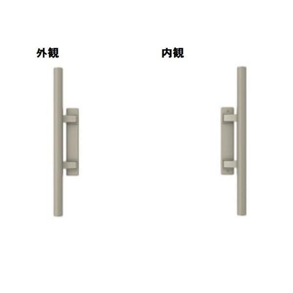 三協アルミ 形材門扉用 錠前 タッチ錠 内開き・片開き用 BH-02 『単品購入価格』