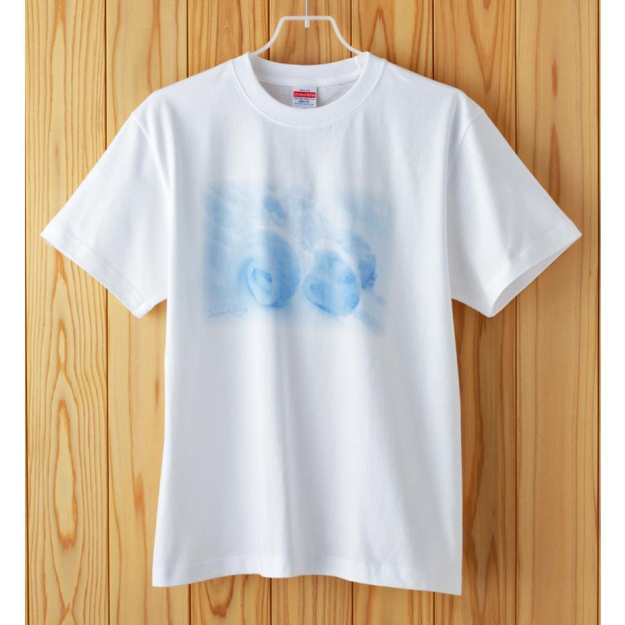 着る風景。Tシャツ 雪まくり kiru-sansai