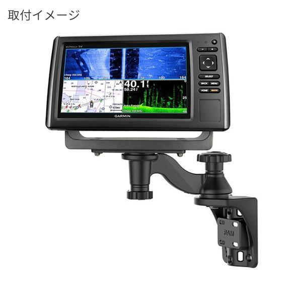 RAM MOUNTS 魚探マウント RAM-109VU スイングアーム バーチカルマウント縦型 ラムマウント|kisaka-direct|03