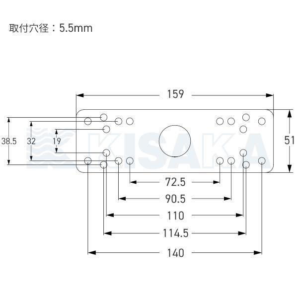 RAM MOUNTS 魚探マウント RAM-109VU スイングアーム バーチカルマウント縦型 ラムマウント|kisaka-direct|05
