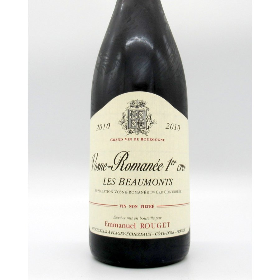 赤ワイン エマニュエル・ルジェ 2010 ヴォーヌ・ロマネ 1級 レ・ボーモン 750ml ブルゴーニュ 最安値 アンリ・ジャイエ kisaki-syuka 03