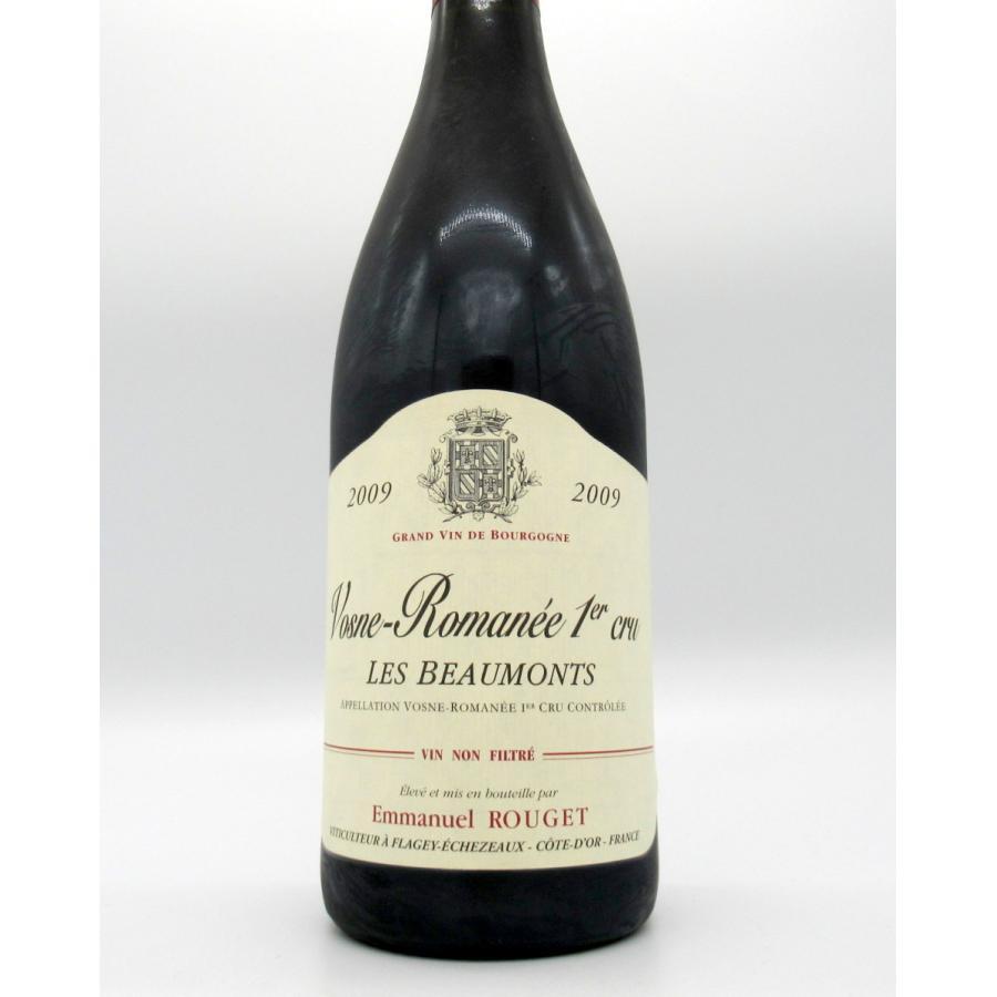 赤ワイン ヴォーヌ・ロマネ 1級 レ・ボーモン 2009 エマニュエル・ルジェ 750ml ブルゴーニュ 最安値 アンリ・ジャイエ kisaki-syuka 03