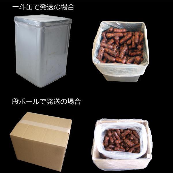 送料無料 北海道 黒糖かりんとう 一斗缶 4kg (いっとかん)|kitakari|03