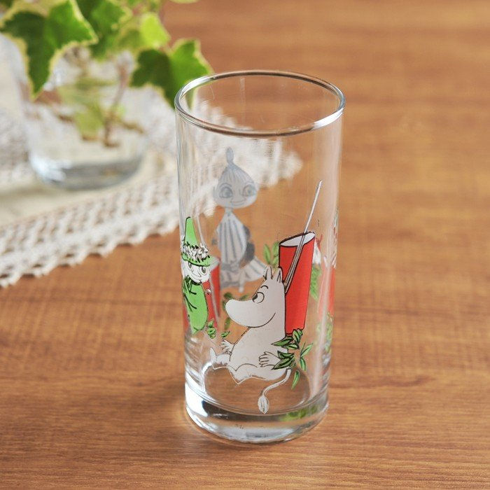 アラビア ムーミン ジュースグラス ビンテージ vintage ヴィンテージ Arabia moomin