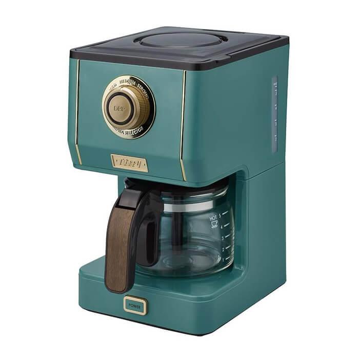 Toffy アロマドリップコーヒーメーカー スレートグリーン K-CM5-SG kitchen