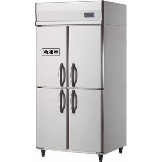 送料無料 新品 ダイワ 1冷凍3冷蔵庫 インバータ 321S1-EC (W900*D800)