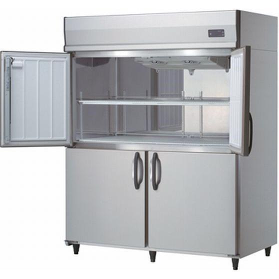 送料無料 新品 ダイワ 4枚扉 冷蔵庫 インバータ 511CD-NP-EC (W1500*D800) 在
