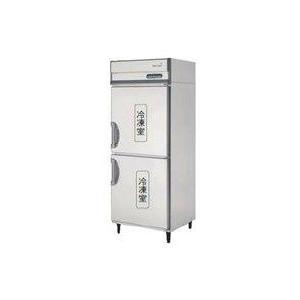 送料無料 新品 フクシマ インバーター制御冷凍庫(2枚扉) 755*800*1950 ARD-082FM