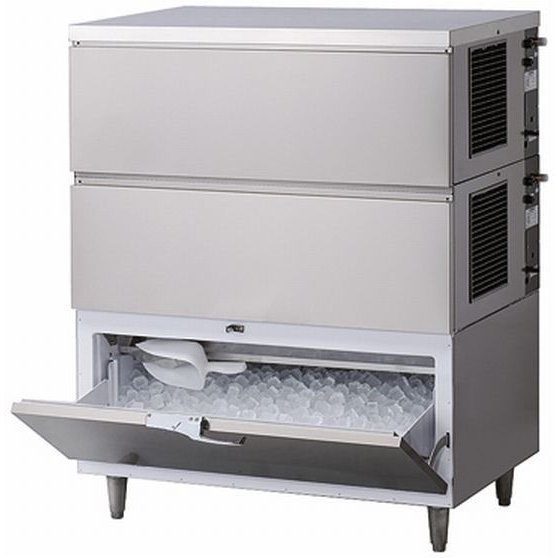 送料無料 新品 ダイワ 製氷機 440K (貯氷量100K) (200V) DRI-420LM2-R-B
