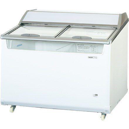 送料無料 新品 パナソニック(旧サンヨー) 冷凍ショーケース クローズド型 SCR-105DNA