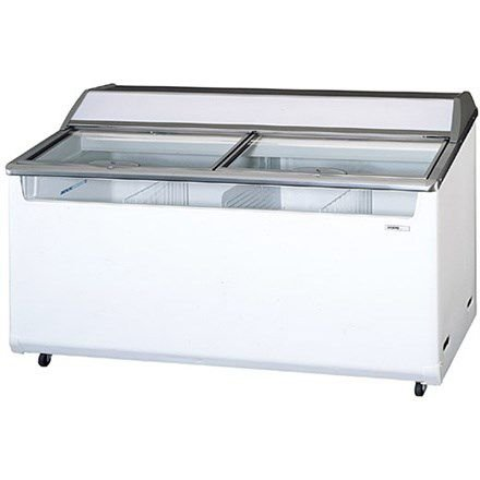 送料無料 新品 パナソニック(旧サンヨー) 冷凍ショーケース クローズド型 SCR-151DNA