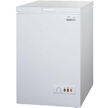 送料無料 新品 パナソニック(旧サンヨー) 冷凍ストッカー チェストフリーザー SCR-FH10VA (旧 SCR-F10V)