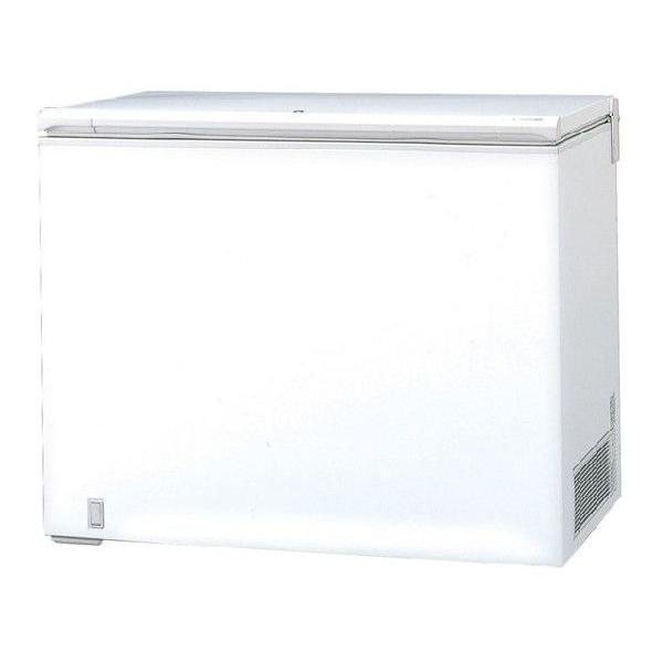送料無料 新品 サンデン 冷凍 冷蔵切替式ストッカー(358L) SH-360XT 受