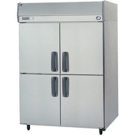 送料無料 新品 パナソニック(旧サンヨー) 冷蔵庫 W1460*D800*H1950mm SRR-K1581S (旧 SRR-J1581VSA)