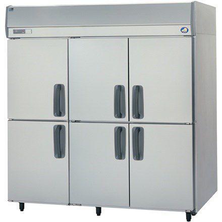 送料無料 新品 パナソニック(旧サンヨー) 冷蔵庫 W1785*D650*H1950mm SRR-K1861 (旧 SSR-J1861VA)