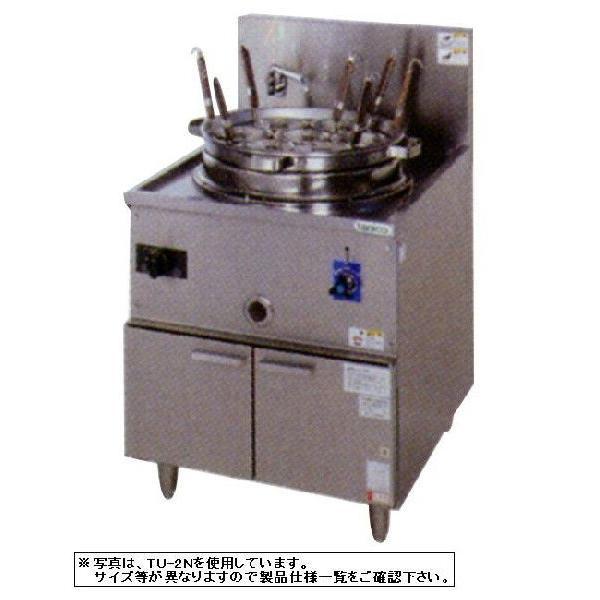 送料無料 新品 タニコー ガス中華ゆで麺器 TU-3