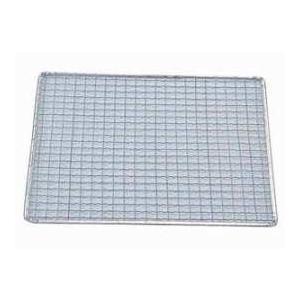 使い捨て 正角型焼網 27cm 200枚入 「亜鉛引」