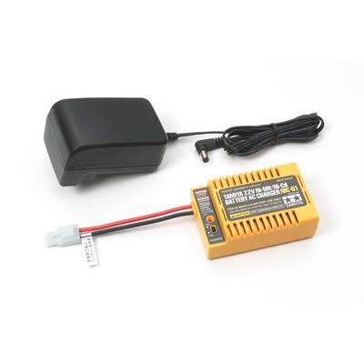 タミヤ 7.2Vニッケル水素/ニカドバッテリー 充電器NIC-01 #55108