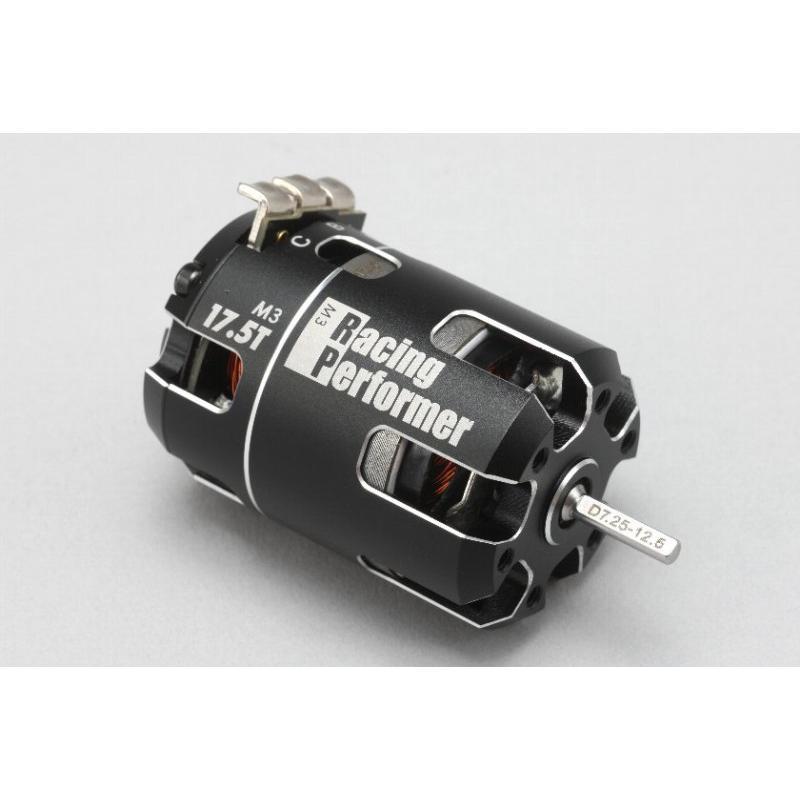 ヨコモ レーシングパフォーマー M3 17.5T ブラシレス モーター (2WDストック Off用) 品番RPM-2W175