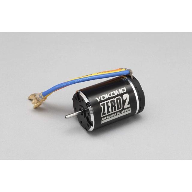 ヨコモ ZERO 2 ブラシレスモーター6.5T 品番YM-BL65B
