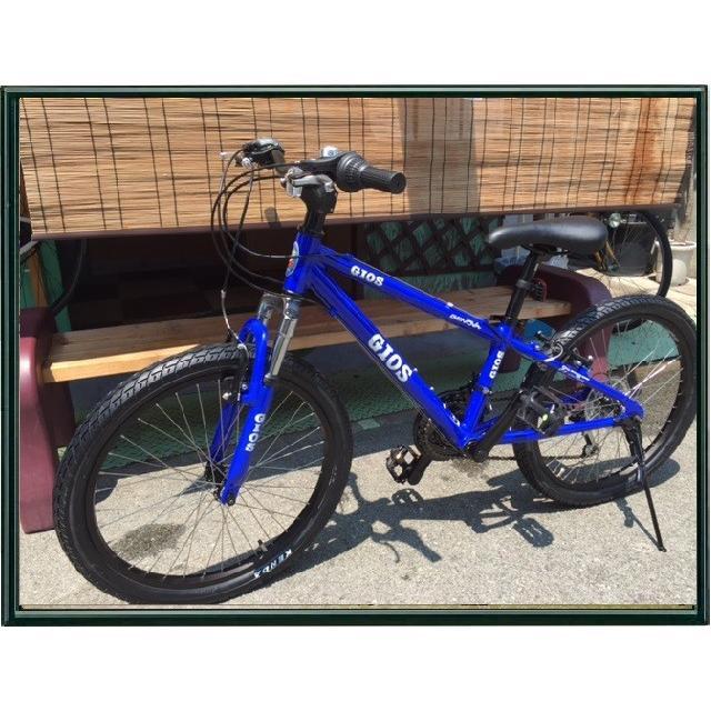 GIOS ジオス 子供用自転車 GENOVA 20インチ 子供用とは思えないシンプルでカッコいいデザイン
