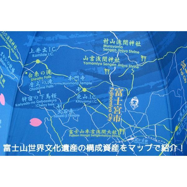 【きうち屋】富士傘(大人用)【富士山傘・土産】|kiuchiya|04
