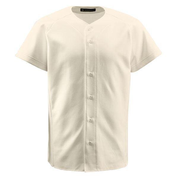 【直送】デサント(DESCENTE) フルオープンシャツ (野球) DB1011 Sアイボ S