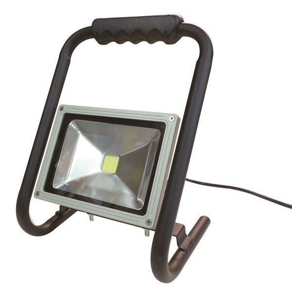 【直送】(業務用5個セット) trad LED投光器 防水/屋外用/省エネ/長寿命 SLW-20W AC100