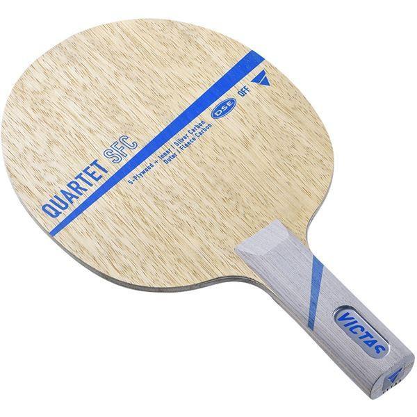 【直送】VICTAS(ヴィクタス) 卓球ラケット VICTAS QUARTET SFC ST 28705