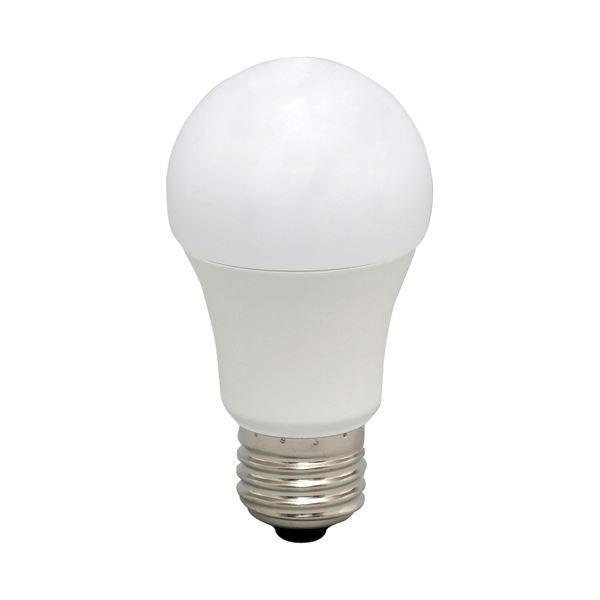 【直送】アイリスオーヤマ LED電球60W E26 広配光 昼光色 4個セット〔×5セット〕