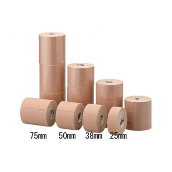 【直送】Finoaキネシオロジテープ 1箱 38mm(長さ5m)×8個入り
