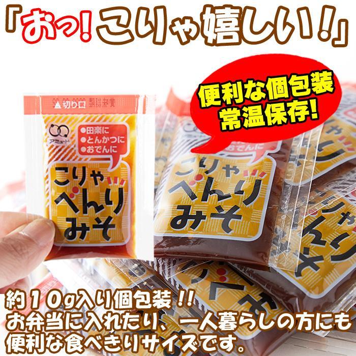 こりゃべんりみそ 便利みそ とんかつ おでん 大根 長期保存 ポイント消化 食品 お試し 送料無料 セール 50袋〔メール便出荷〕|kiwami-honpo|05