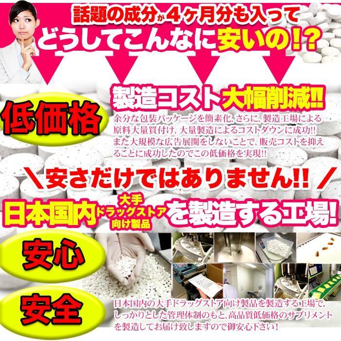 ローズ サプリ ローズビューティー 国産 日本製  サプリメント 送料無料 大量 ポイント消化  約4ヵ月分 〔120日分×1袋〕 〔メール便出荷〕|kiwami-honpo|08