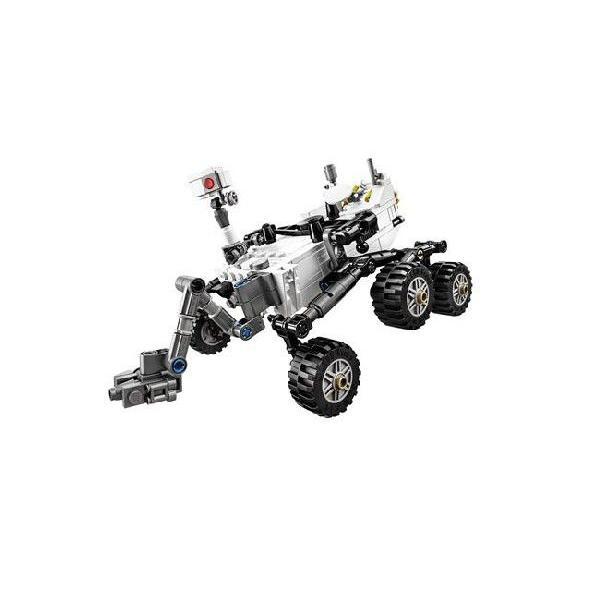 LEGO 21104 クーソー NASA マーズ・サイエンス・ラボラトリー ...