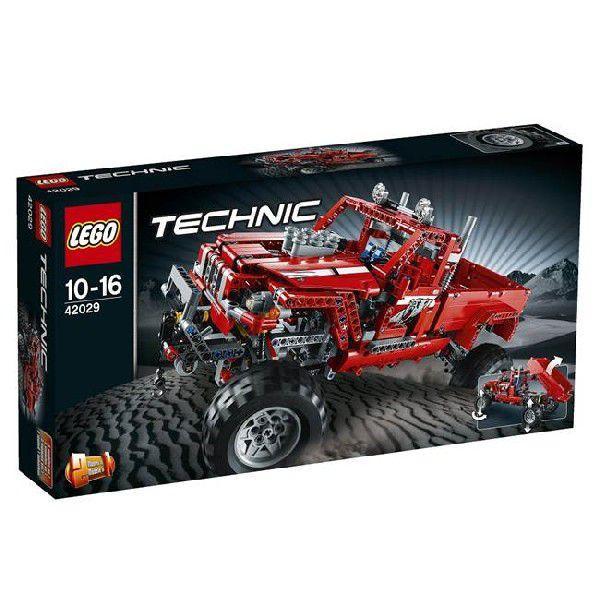 レゴ テクニック ピックアップトラック 42029