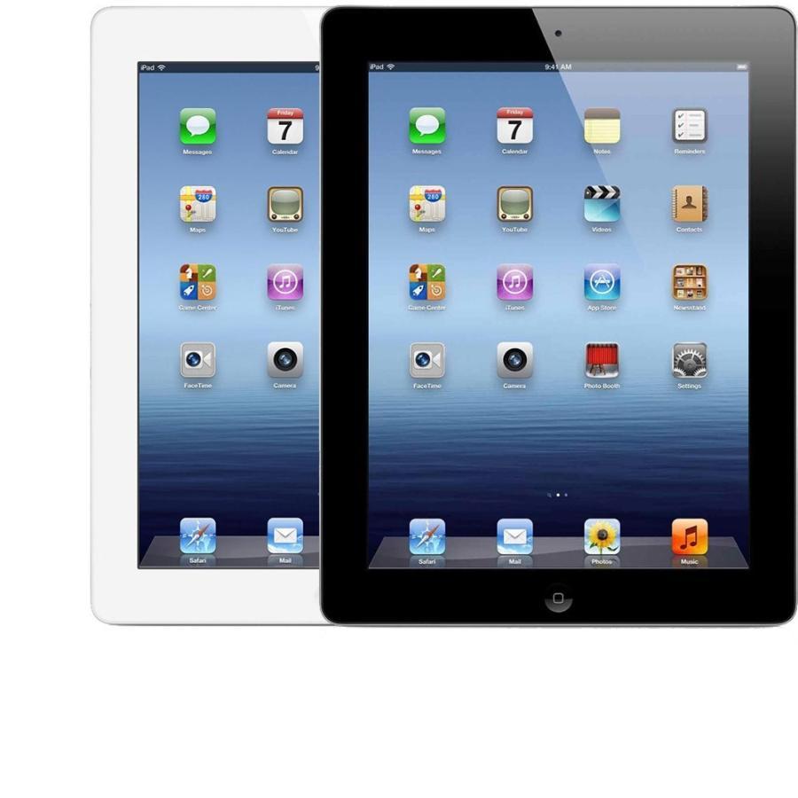 Apple iPad 第4世代 Wi-Fiモデル 32GB A1458 MD511J/A 9.7インチ ブラック アップル 中古タブレット|kiyoshishoji
