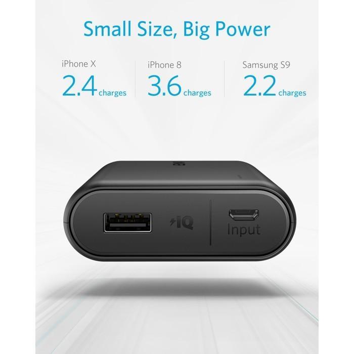 モバイルバッテリー Anker 10000mAh PSE適合 最小大容量 PowerIQ搭載|kizawa-store|02