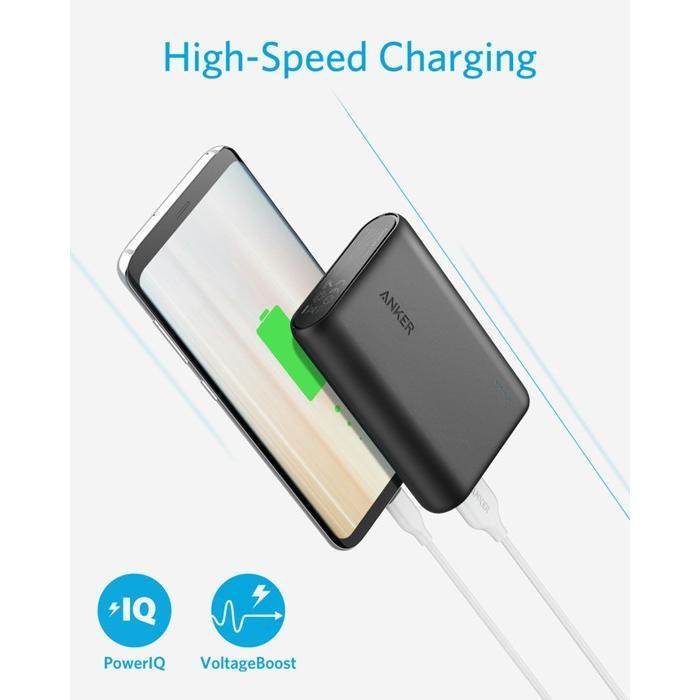 モバイルバッテリー Anker 10000mAh PSE適合 最小大容量 PowerIQ搭載|kizawa-store|03