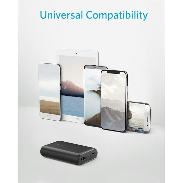 モバイルバッテリー Anker 10000mAh PSE適合 最小大容量 PowerIQ搭載|kizawa-store|04