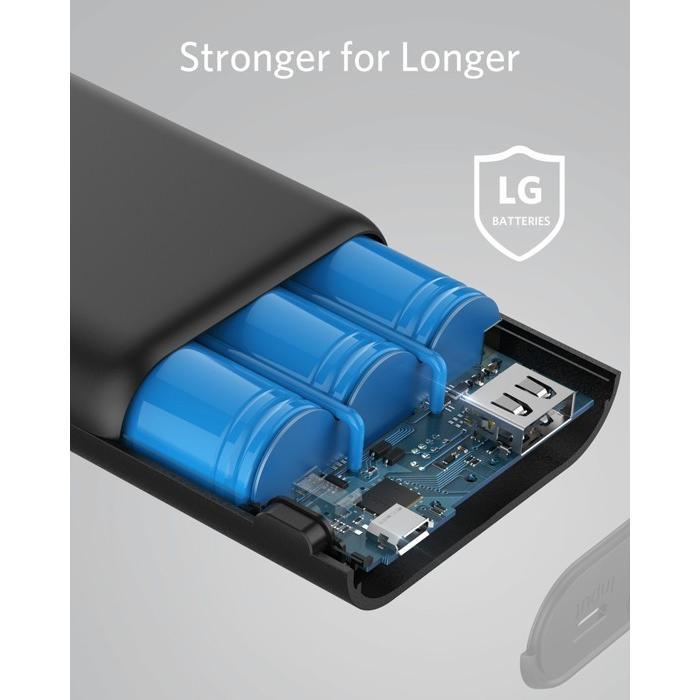 モバイルバッテリー Anker 10000mAh PSE適合 最小大容量 PowerIQ搭載|kizawa-store|05
