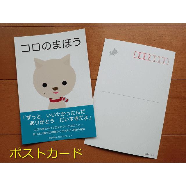 防災絵本 コロのまほう kizuna-common 04