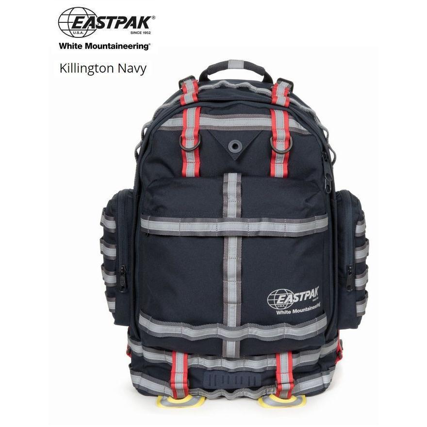 【税込?送料無料】 ホワイトマウンテニアリング イーストパック デイパック バックパック 35L 限定モデル White Mountaineering EASTPAK KILLINGTON リュック, 買取横丁:42529948 --- fresh-beauty.com.au