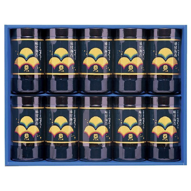 やま磯 初摘み味付海苔セット YA-50R 6266-083