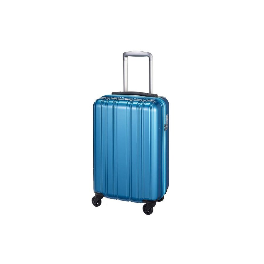 超軽量 キャリーケース キャリーバッグ sサイズ 機内持ち込み 日乃本製 キャスター ポリカーボネート スーツケース 1.9kg 小型 LCC コインロッカー 静音 キャス klasio 06